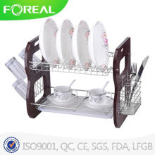 Better Chef 16 Inch 2-Tiers Dish Rack