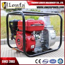 O filho de Lonfa aprovou a máquina de bombeamento Wp30 da água da gasolina de Honda