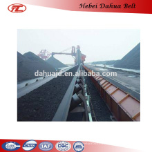 DHT-149 Flame resistant rubber belts for transport open coal mine