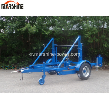 PT70 Cable Drum Trailer
