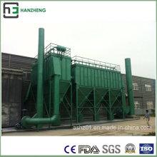 Side-Part Insert Flat-Bag Dust Collector-Eaf Air Flow Treatment