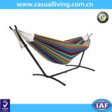 Cotton Fabric Outdoor Portable Hammock Beach Resort