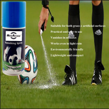 Vanishing Spray Foam Referee Vanishing Spray for Football Match