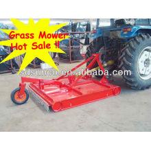 Slasher d'herbe résistant, tringlerie de tracteur de 3 points