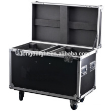 professional aluminum trolley flight case for led par light
