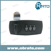 Resettable ABS Keyless Password Lock
