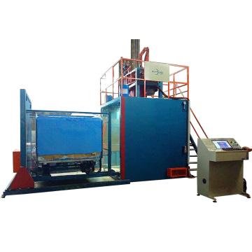 Machines de production de moules en mousse