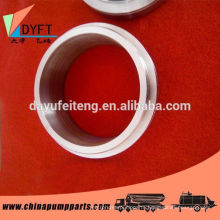 Good quality straight pipe end flange for concrete pump steel pipe ends