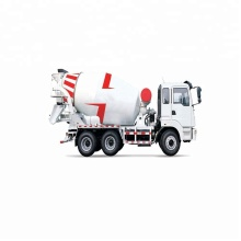 New Design Concrete Mixer Truck