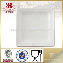 Plaques décoratives murales en porcelaine, plaque de rechange en porcelaine en gros