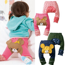 New Fashion Autumnanimal Baby Pants
