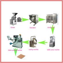 Línea de producción de tabletas de medicina en venta
