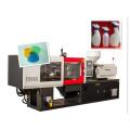Machine de moulage par injection de récipient en plastique de 100 tonnes avec le servo