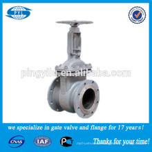 GOST Cuniform rising stem for water oil gas flanged end gate valve prices personal manufacturer
