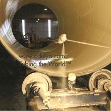 Tubos de agua de costura helicoidal