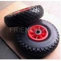 Hand Trolley Solid Rubber Wheels 300 4
