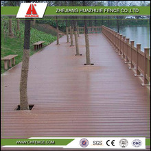 WPC outdoor wood plastic composite Decking designs