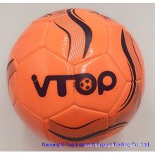 Machine Stitched Customizable PVC Football