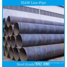 spiral API 5L PSL2 carbon Steel Pipe