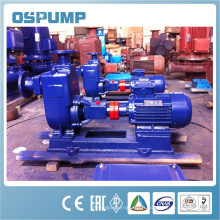 Pompe de non-nettoyage Pompe d'égout centrifuge auto-amorçante