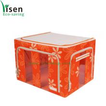 Caja organizador doméstico, bolsa de almacenamiento (YSOB00-013)