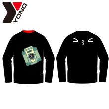 Top-Qualität leere Design Sweatshirts OEM-Sweatshirts mit Druck anpassen