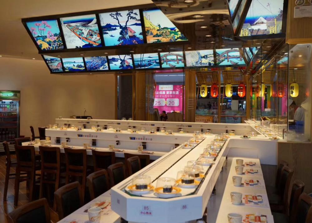 Conveyor Sushi Food Conveyor Belt