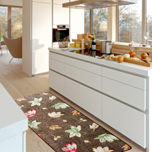 Printed Eco-friendly Kitchen Runner Mats