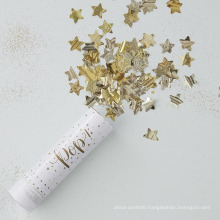 Confetti Cannons Party Poppers Safe Perfect For Any Party New Years Eve or Wedding Celebration
