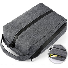 Customized Zipper Convenient Tote Travel Toiletry Bag
