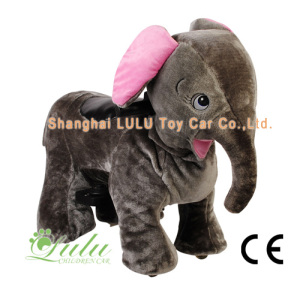 High Quality for for Walking Animal Rides Zippy Ride Elephant supply to Qatar Suppliers