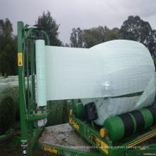 Personalice el alto rendimiento en el ensilaje de la película de empaquetado verde del ensilaje de China