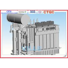 Transformador de horno de carburo de calcio para la fabricación de acero