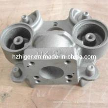 Partes del torno de la máquina de aluminio