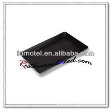 V019 Bandeja de chapa de acero aluminizado antiadherente