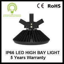 UFO IP65 LED High Bay Light 120W Равно 400W Металлический галогеновый светильник