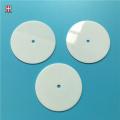 reloj de zirconia de fundición en seco dial chip de oblea de cerámica