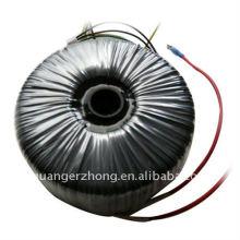 transformateur de courant à haute fréquence toroïdal
