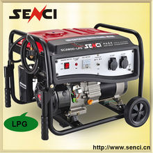 Heißer Verkauf Senci 14HP 6kw LPG Generator