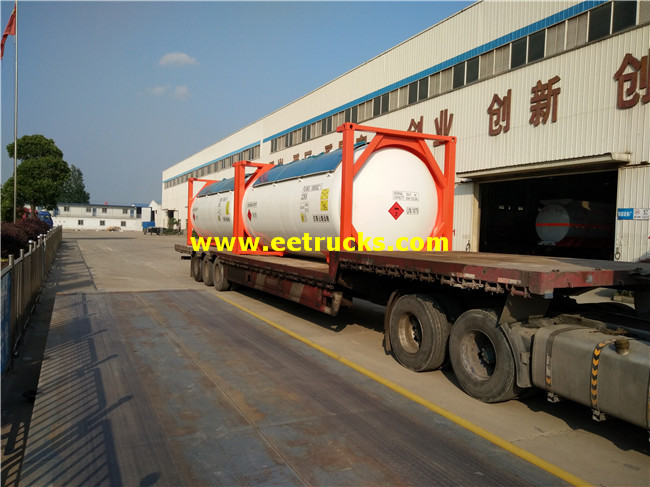 25000L LPG Tank Storage Containers