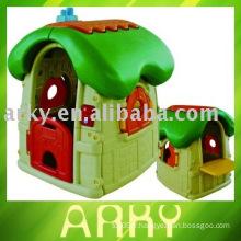 Maison de jouets en plastique pour enfants