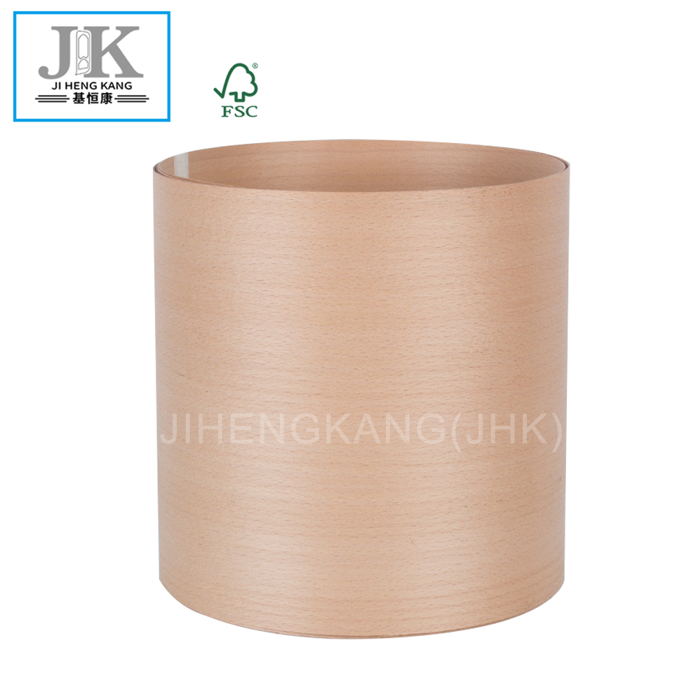 JHK-Popular Design Beech Wood Veneer HDF Door Skin