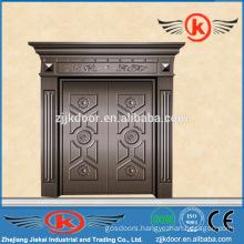 JK-C9030 bronze commercial door,bronze exterior door,bronze door