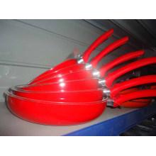Ceramic Coating Non-Stick Frying Pan Set
