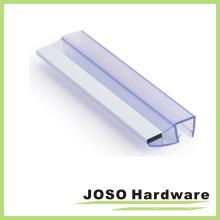 Megnetic Sellos de PVC para puerta corredera de vidrio Dg104