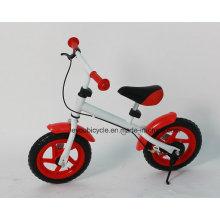Red Balance Bikes para crianças
