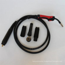 Customize handle type carbon dioxide gas welding torch set with lower price