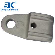 Fundición forjada de metal con alta calidad