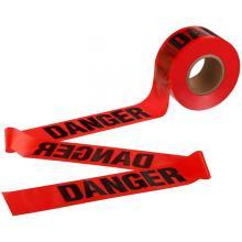 Ruban d'avertissement souterrain en LDPE