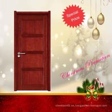Chapas promoción de Navidad para el diseño de puertas interiores